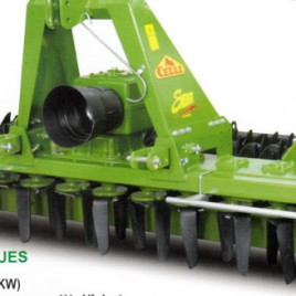 Herse rotative largeur 3 m ENERGY, marque CELLI